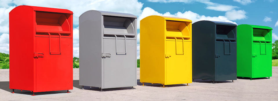 Clothing containers